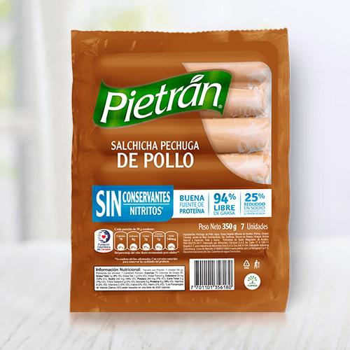 Recetas fáciles con salchichas Pietrán.