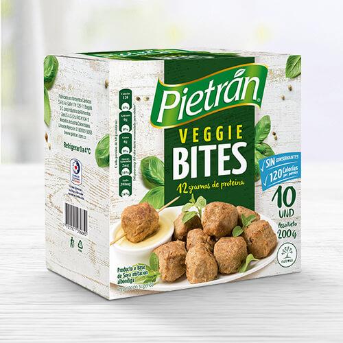 Veggie Bites Pietrán