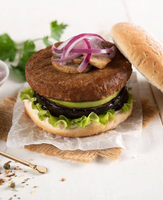Veggie Burger Pietrán