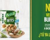 Nuevos productos veggie burger y veggie bites