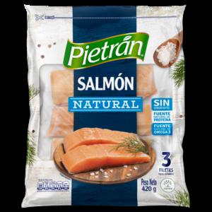 Salmón Natural Pietrán