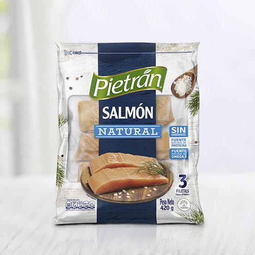 salmon natural pietran