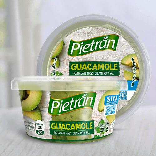 Guacamole Pietrán